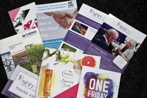 Advertising Materials for Marketing