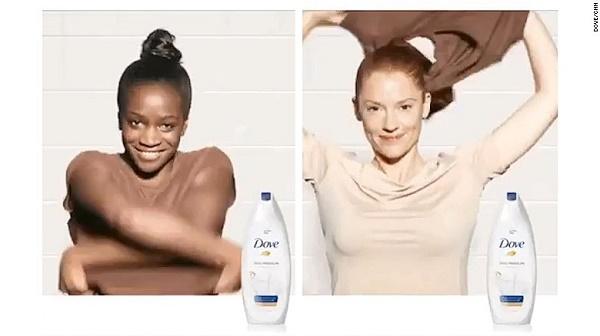 Racist Dove Advert - Bad Marketing