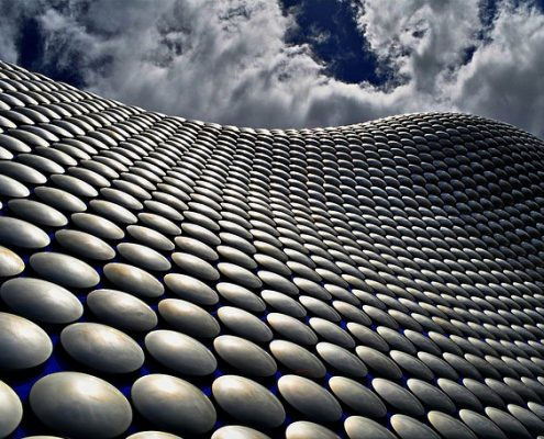 Selfridges Building Birmingham